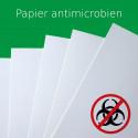 Papier ignifugé