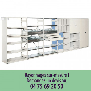 Rayonnage pour archives