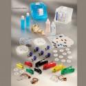 Étiquettes pour seringues d'anesthésie