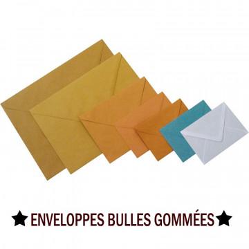Enveloppes bulles gommées