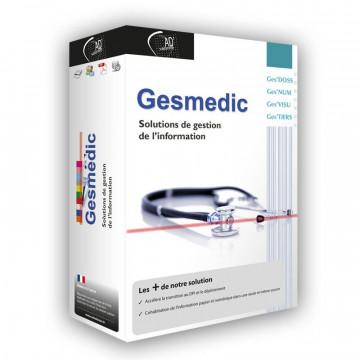 Gesmedic : suite logicielle...