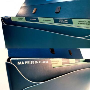 Lingettes désinfectantes hydroalcooliques maxi format