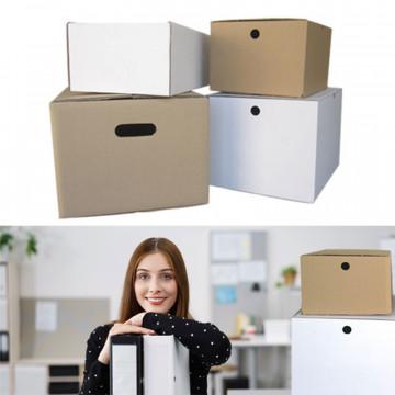 Caisses en carton sur-mesure