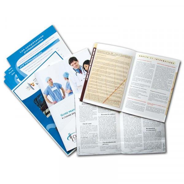 Dossier du personnel pour service des ressources humaines