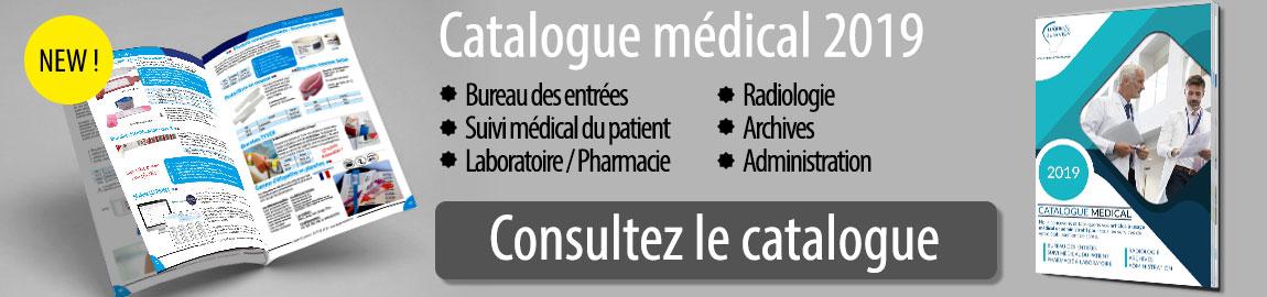 Téléchargez notre catalogue médical