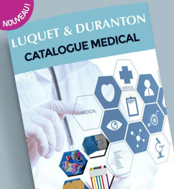 Catalogue Luquet et Duranton : papeterie médicale