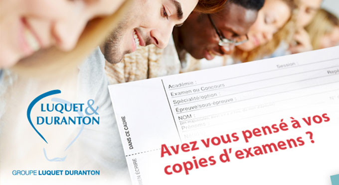 Copie simple ou double examen