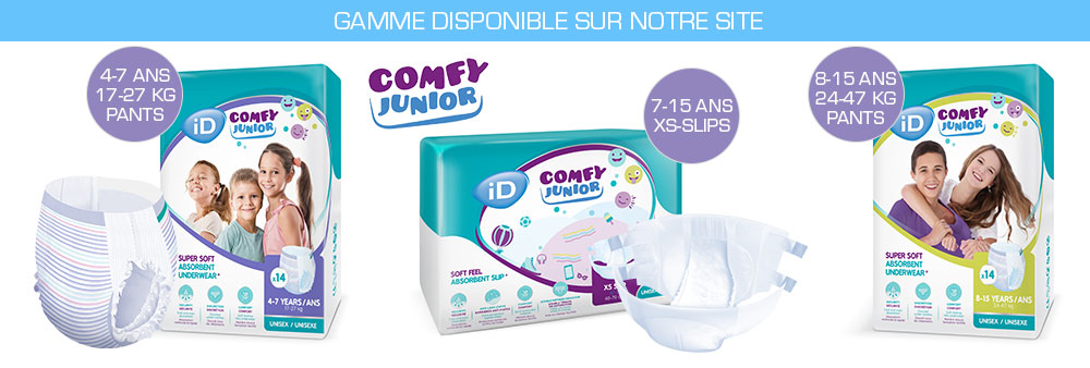 Changes incontinence comfy junior